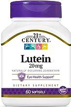 Lutein with Zeaxanthin 20 Milligrams 60 Sgels