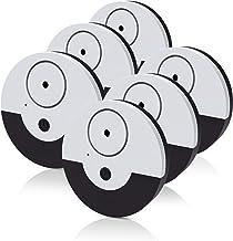 CATSONIC Premium Window Alarm Device Set - Extra Loud 130dB Alarm & Vibration Sensors - Universal Compatibility & Easy Ins...