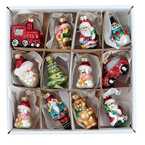 Retro Vintage Christmas Decorations Amazon Co Uk