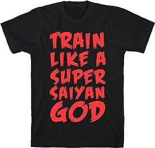 train like a god shirt