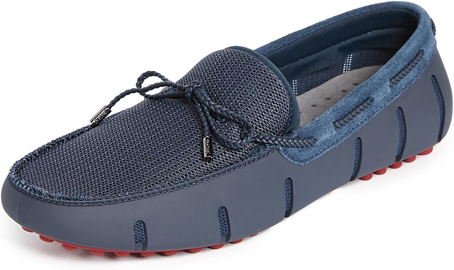 SWIMS Men's Latest item 67% OFF of fixed price Braided Lace Driver Loafer