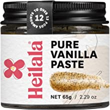 Vanilla Bean Paste for Baking - Heilala Vanilla, the Choice of World's Best Chefs & Bakers, Using Sustainable, Ethically S...