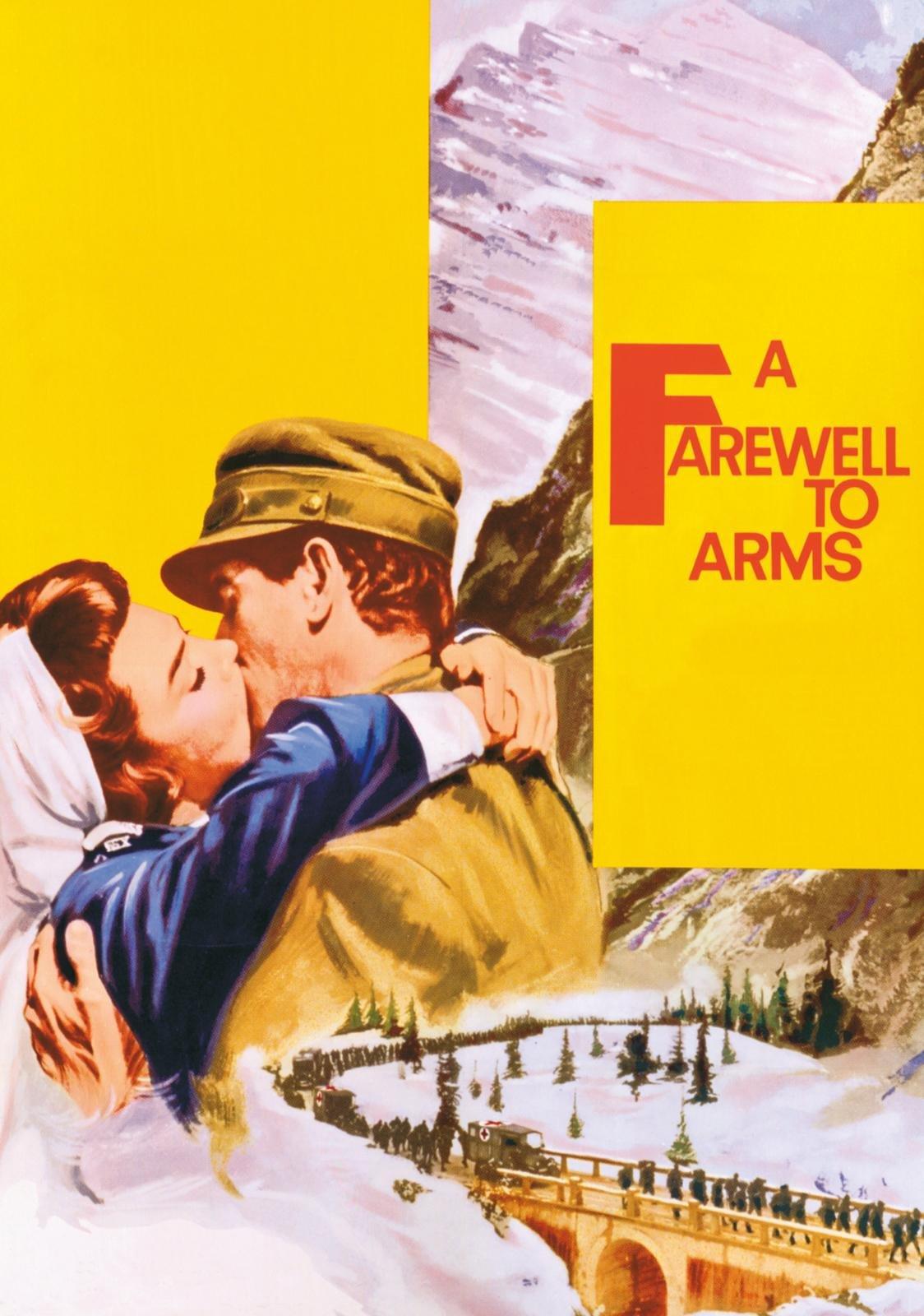Farewell Arms Rock Hudson
