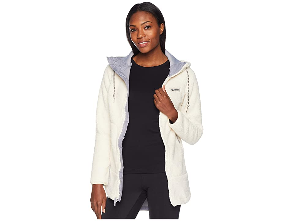 Columbia PNW CSCtm Sherpa Jacket (Light Bisque/Astral) Women