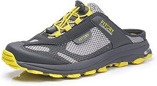 Men's Women's Slip on Sneakers Sandals, Garden Clogs Casual Slipper Indoor Outdoor Slides Unisex