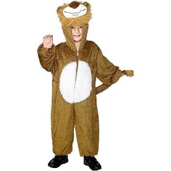 Smiffys Costume Lion - Niños Disfraz - Medium - 143cm: Amazon.es ...