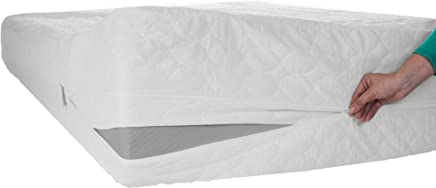 featured product Zen Master Bed Bug Dust Mite Cotton Mattress Protector,  Queen
