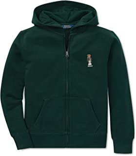 Ralph Lauren Polo Boys Bear Hoodie Sweatshirt