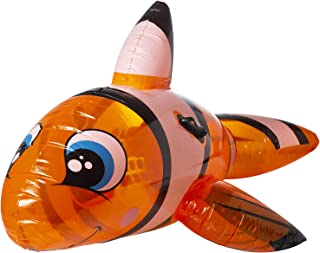 Clown Fish Ride on for Kids, multi calor, 41088