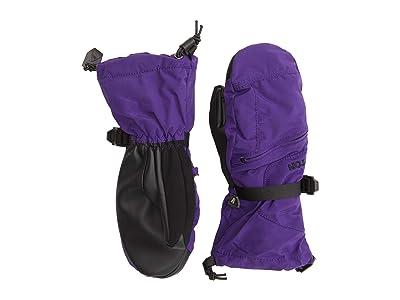 Burton Kids Vent Mitt (Little Kids/Big Kids) (Parachute Purple) Extreme Cold Weather Gloves