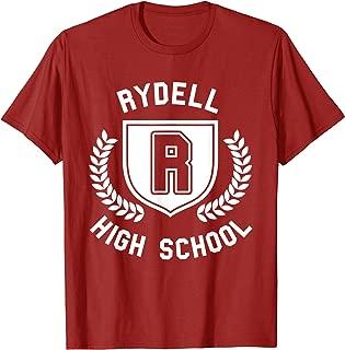 Rydell High T-Shirt | Rydell High School Funny Vintage Shirt