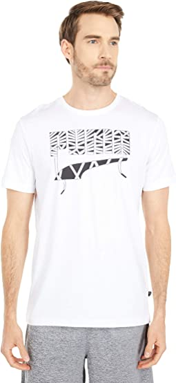 Lace Graphic Tee
