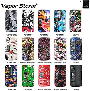 Cigarrillo electrónico Vapor Storm Puma 200W TC MOD Graffiti Box Big Power Vape, Sin líquido