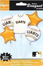sf giants balloons