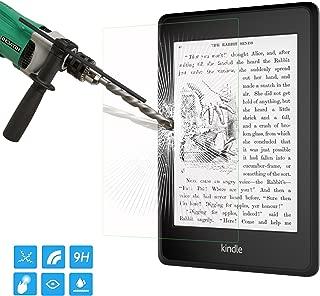 ATiC Amazon NEW-Kindle Paperwhite/Kindle(第7世代)/NEW-Kindle 2016(第8世代) 用 強化ガラス液晶保護フィルム 透明 (一枚)