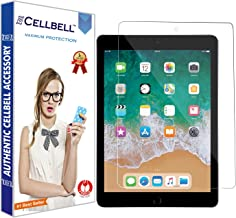 CELLBELL® Pack of 2 Tempered Glass Screen Protector for iPad Pro [9.7] and Compatible with iPad AIR 1/2 [Transparent]