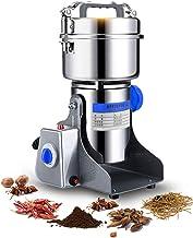 EiDevo Coffee Dry Food Grinder,Stainless Steel Swing Type Electric Coffee Dry Food Mill Grinding,Grains Powder Miller Hous...