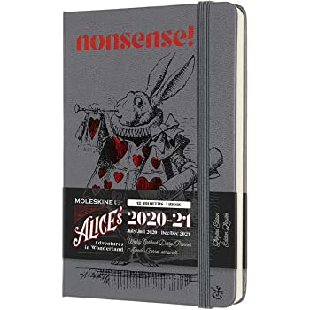 Peanuts 18-Monats Kalender//Planer Format Large//A5 13 x 21 cm 208 Seiten Moleskine Snoopy und Linus Kalender 2020//2021 mit Wochen/übersicht Wochenplaner in limitierter Auflage Hardcover
