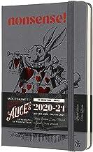 モレスキン 手帳 不思議の国のアリス 2020年7月始まり 18カ月 ウィークリーダイアリー ハードカバー ポケットサイズ ラビット DAL18WN2Y21