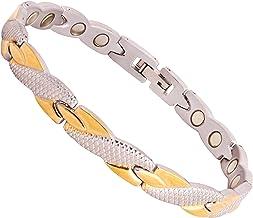 Amazheal New Design Bio Magnetic Titanium Bracelet With Pendant