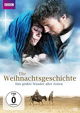 Die Weihnachtsgeschichte - Das größte Wunder aller Zeiten - DVD