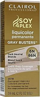 Clairol Professional Liquicolor 6N/86N Dark Neutral Blonde, 2 oz