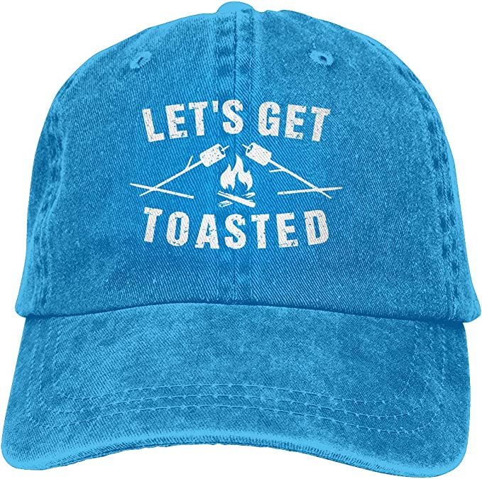 Lets get toasted hat