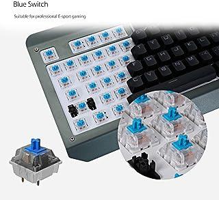 BYLINK RGB 104-key Mechanical Macro Custom Game Keyboard