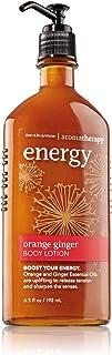 Bath & Body Works Aromatherapy Lotion Energy Orange Ginger 6.5 fl oz (192 ml)