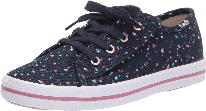 Keds Kids Kickstart Seasonal Jr Sneaker, Navy