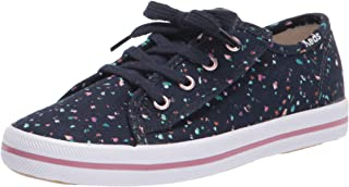 Keds Kids Kickstart Seasonal Jr Sneaker, Navy