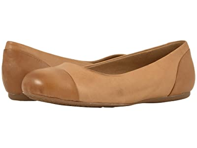 SoftWalk Sonoma Cap Toe (Tan/Luggage) Women