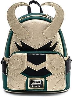 Loungefly x Marvel Loki Classic Cosplay Mini Backpack