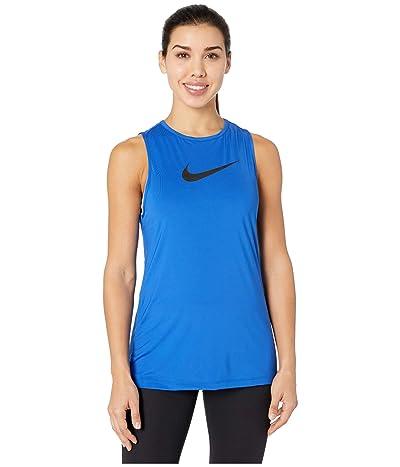 Nike Pro Tank Essential Swoosh (Game Royal/Black) Women