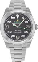 Rolex Air King Black Dial Stainless Steel Mens Watch 116900BKAO