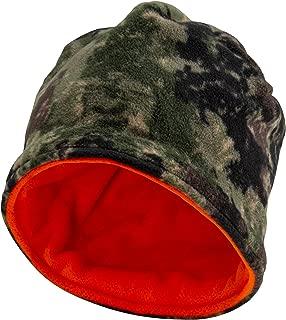 North Mountain Gear Reversible Men's Blaze Orange Beanie...