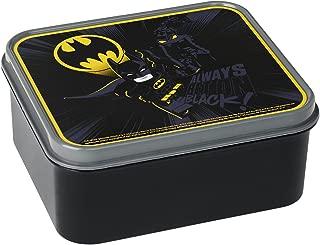 LEGO Batman Lunchbox Black