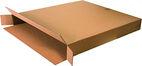 Boxes Fast BFHD36642FOL Side Loading Corrugated Cardboard Boxes, 36