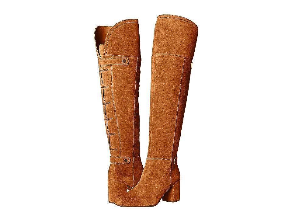 Franco Sarto Pava (Cognac Barn Leather) Women