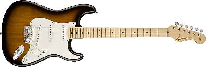 Fender American Original 50s Stratocaster - 2-Color Sunburst with Maple Fingerboard