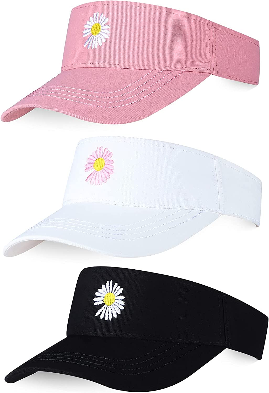Cooraby Sports Ranking TOP19 Sun Visor Hats Cotton Caps Adjustable Las Vegas Mall fo Baseball