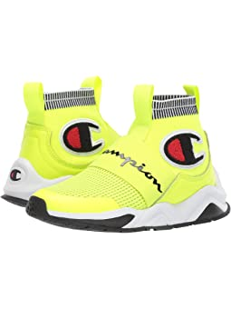 Athletic Champion Yellow Shoes + FREE