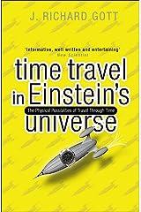 Time Travel: In Einstein's Universe Paperback