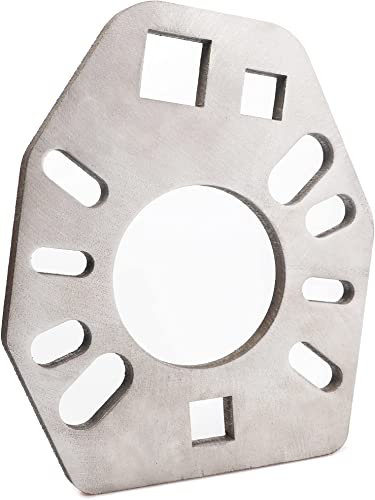 popular Heavy-Duty Stainless Steel Pinion Yoke Wrench Tool 2021 - Hold the Yoke In Place While Loosening or Tightening Bolts and Nuts - Compatible with Most AMC, Dana, Ford, and GM Yokes - For online High Torque Tasks online