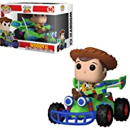 Funko 37016 Pop! Rides Disney: Toy Story - Woody with RC, Multicolor