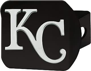 FANMATS MLB - Kansas City Royals Hitch Cover - Black