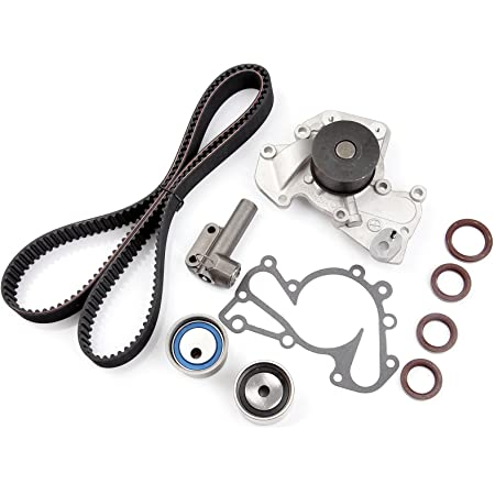 MOCA Timing Belt Water Pump Tensioner for Hyundai 01-06 Santa FE /& 99-05 Sonata /& 03-08 Tiburon /& 05-09 Tucson for Kia 02-06 Optima /& 05-10 Sportage ENG G6BV G6BA