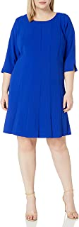 Jessica Howard Women's Plus Size Fit and Flare