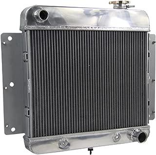 CoolingCare 3 Row Aluminum Radiator for 1962-1967 Chevy II Nova 6 Cylinder V8 Conversion