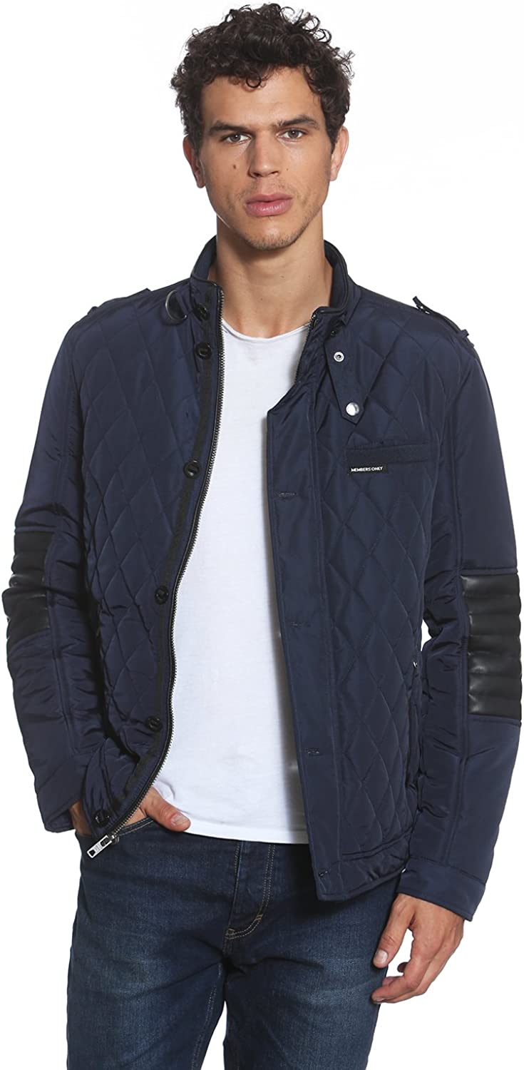 Members Only Winslow Quilted Jacket